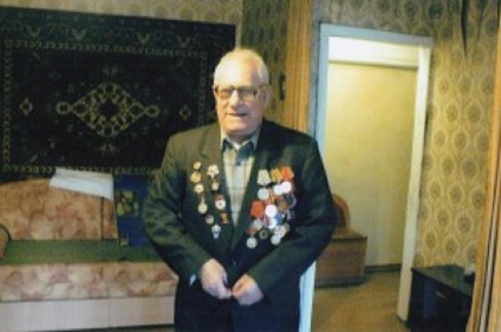 Воронин Василий Васильевич 27.08.1922-ветеран ВОв
